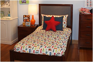La Bella Cosa Culver City Kid Bed