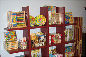 La Bella Cosa Culver City Kids Bookcase
