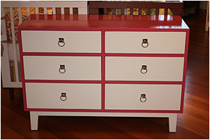 La Bella Cosa Culver City Kids Dressers