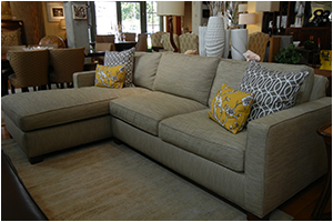 La Bella Cosa Culver City Sofa Sectional