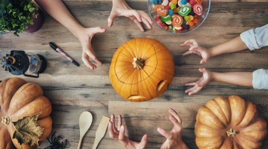 halloween decorating tips