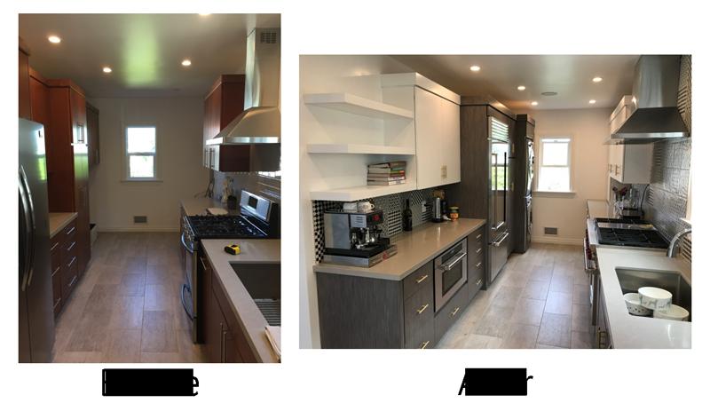 Kitchen Cabinets Reface or Replace La Bella Cosa