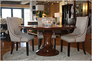 La Bella Cosa Culver City Dining Tables