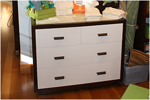 La Bella Cosa Culver City Changing Table
