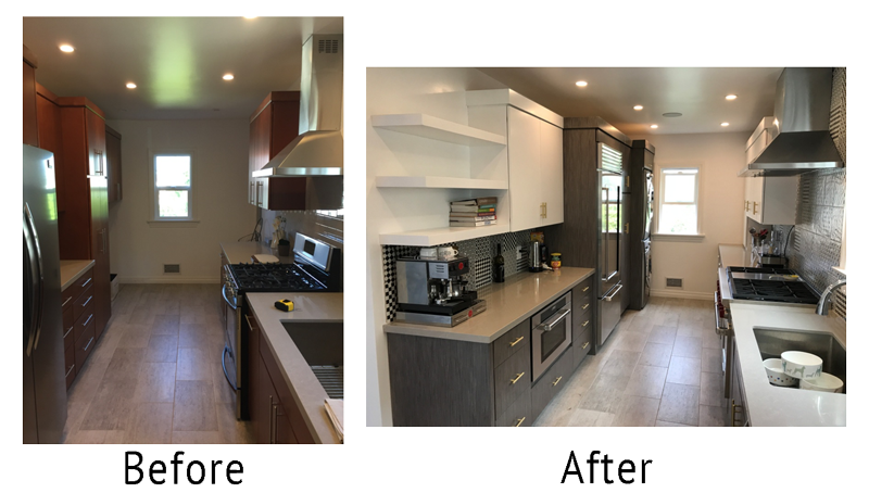 Kitchen Cabinets- Reface or Replace?