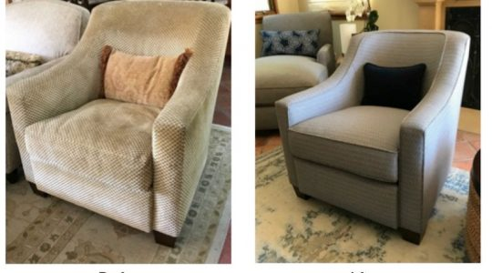 A New Life for Old Furniture
